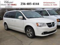 Options:  2011 Dodge Grand Caravan Crew|White/|V6 3.6L