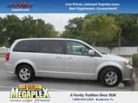 This 2011 Dodge Grand Caravan Mainstreet in is well