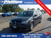 Options:  2011 Dodge Grand Caravan Mainstreet|Gray|Save