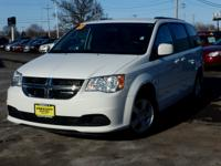 Exterior Color: white, Body: Minivan, Engine: 3.6L V6