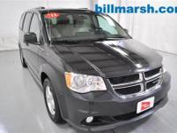 Grand Caravan Crew, Dark Charcoal Pearlcoat, Automatic