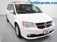 Grand Caravan Crew, Stone White Clearcoat, Automatic