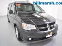 Grand Caravan Crew, Gray, Air conditioning, CD Changer,