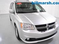 Grand Caravan Crew, Silver, 110 Outlet, Automatic