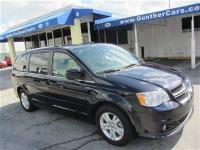 This 2011 Dodge Grand Caravan Crew Van features a 3.6L