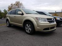 2011 Dodge Journey Mainstreet AWD 6-Speed Automatic