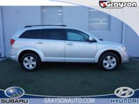 CARFAX 1-Owner. 3rd Row Seat, Alloy Wheels, CD Player,