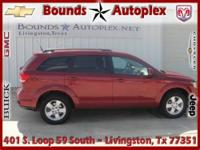 The 2011 Dodge Journey Mainstreet is a great classy