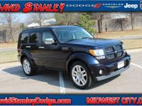 Nitro Heat, 4D Sport Utility, 3.7L V6, Automatic, and