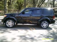 Options:  2011 Dodge Nitro  Clean Local Trade In Heat