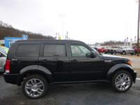 Exterior Color: black, Body: SUV, Engine: 3.7L V6 12V