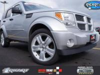 ONE OWNER VEHICLE!!! Nitro Heat, 4D Sport Utility, 3.7L