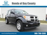 Honda of Bay County presents this 2011 DODGE NITRO 2WD