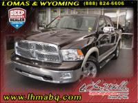 Exterior Color: brown, Body: Crew Cab 4X4, Engine: 5.7