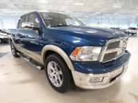 Exterior Color: deep water blue pearl, Body: Crew Cab