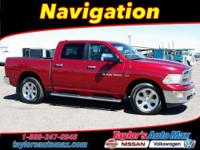 Exterior Color: maroon, Body: Crew Cab Pickup Truck,