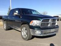 Exterior Color: green, Body: Pickup, Fuel: Gasoline,