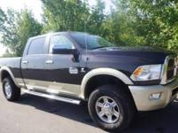 SAVE THOUSANDS ON THIS DIESEL LARAMIE LONGHORN AND HAVE