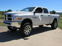 INTERIOR: THIS RAM 3500 IS VERY CLEAN INSIDE! ALL POWER