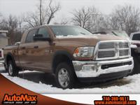 Exterior Color: saddle brown pearlcoat, Body: Crew Cab
