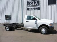 Upfitting Services Available At DTI TRUCKS! Ram Truck