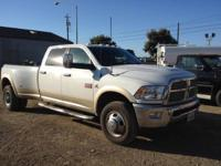 2011 Dodge Ram 3500 Dually Crew Cab Truck..leather