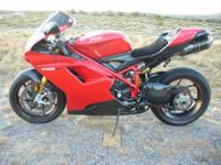 Make: Ducati Model: Other Mileage: 3,220 Mi Year: 2011