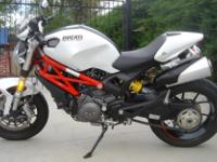Make: Ducati Model: Other Mileage: 8,217 Mi Year: 2011