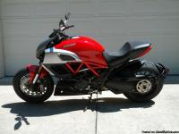 Immaculate 2011 Ducati Diavel. Original owner (52