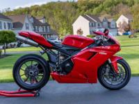 Make: Ducati Model: Other Mileage: 2,000 Mi Year: 2011