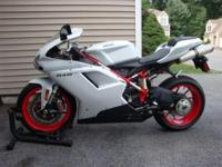 Make: Ducati Model: Other Mileage: 1,600 Mi Year: 2011