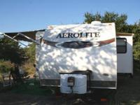 2011-Aero Lite Dutch travel trailer-25' -255-KS-Sl,