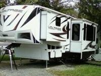 2011 Dutchmen Voltage, Truck and Toy Hauler Combo,