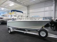 NICE 2011 EDGEWATER 170 CC WITH ONLY 67 ENGINE HOURS! A