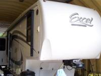 This is a 2011 Excel Limited 36CFE 5th Wheel, original