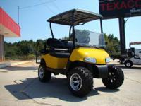 "New Corvette Yellow Paint New Batteries  6'Lift Kit 23"""