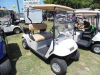 2011 EZGO TXT 48 VOLT REFURBISHED IN 2014 BY GOLF CARS