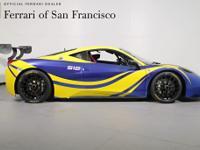 Outstanding design defines the 2011 Ferrari 458