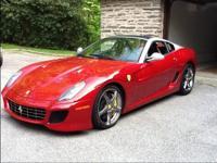 2011 Ferrari SA Aperta Rosso with