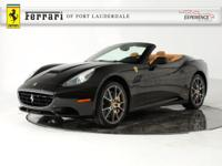 2011 Ferrari California Ferrari-Maserati of Fort