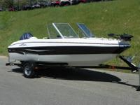 SAVE OVER $5,000 ON THIS NEW 2011 FINCRAFT 17 DC! A 115