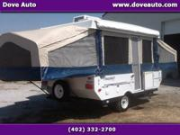. 2011 Flagstaff Pop Up Camper - $8,491.