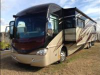 REDUCED FOR QUICK SALE! RV Type: Class A Year: 2011