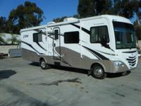 2011 Fleetwood Storm 32 BH with 8067 miles. This coach