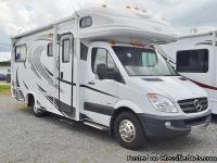 2011 FLEETWOOD TIOGA 24L DSL CLASS B MOTORHOME RV Come