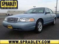 2011 Ford Crown Victoria 4dr Car LX Our Location is: