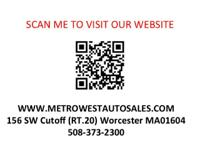 www.MetrowestAutoSales.com  We are pleased to offer you