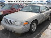 CLASSIC CROWN VIC AWESOMENESS WITH LOW MILES!!! CHECK