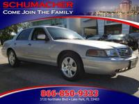 Options:  2011 Ford Crown Victoria Lx| |Child Safety