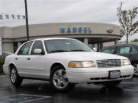 This 2011 Ford Crown Victoria 4dr LX Sedan features a